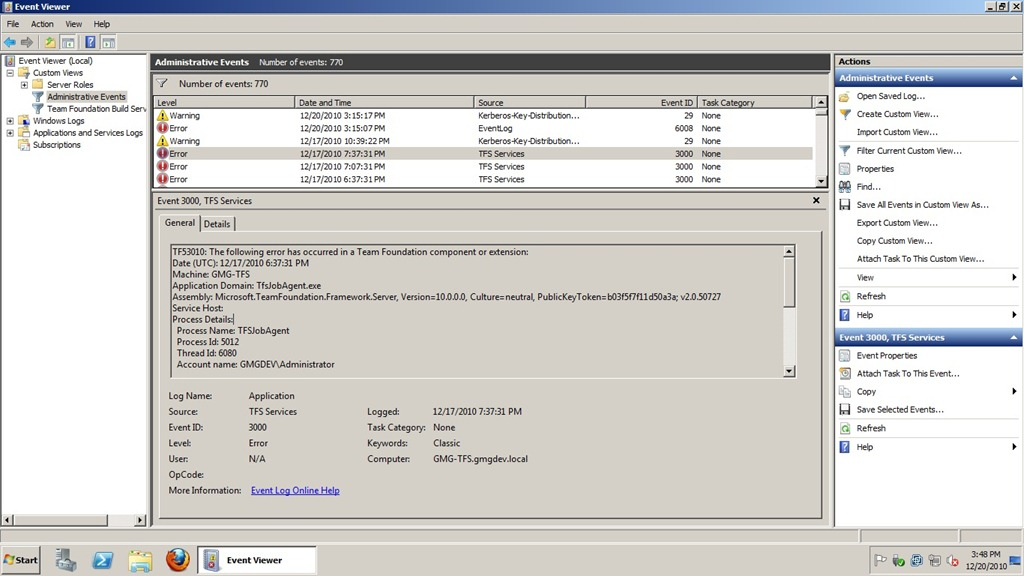Bizic Bojan   Configuring and monitoring Team Foundation